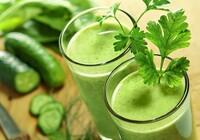 Gesunde grüne Smoothie Rezepte