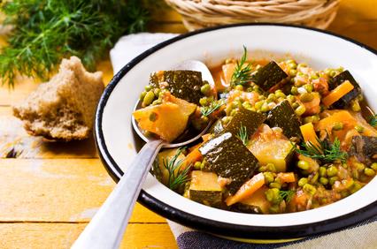 Einfache vegetarische und vegane Kochrezepte