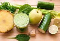 Selbst gemachter Smoothie: Baustein einer gesunden Ernährung