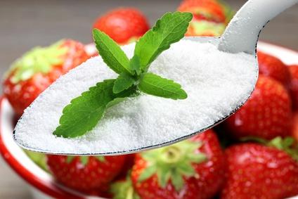 Zuckerersatzstoff Stevia