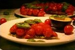 Cherrytomaten-Tarte