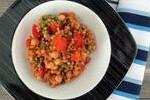 Buchweizen-Tomaten-Risotto