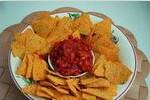Salsa Dip mit Tomaten
