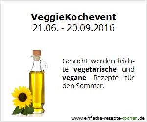#VeggieKochevent
