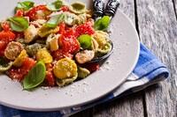 veganer Parmesan