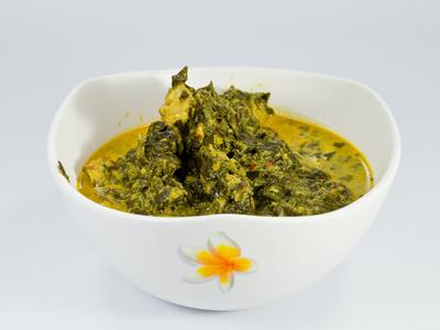 Grünkohl Curry