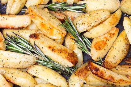 Rosmarinkartoffeln mit Schale